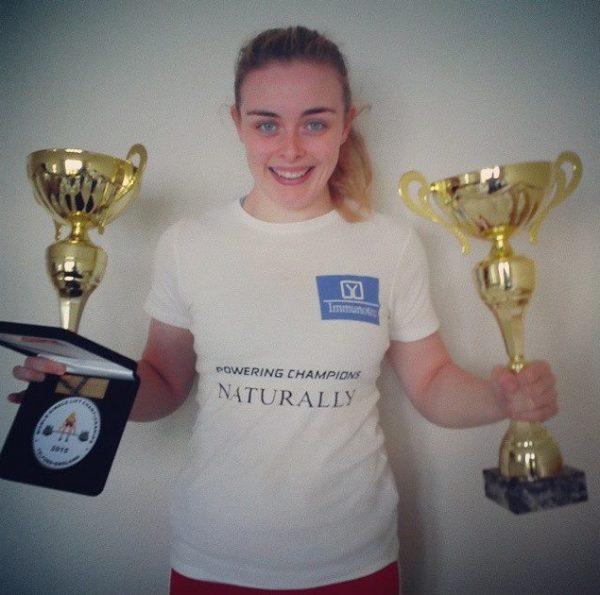Meet Powerlifting World Champion Patricia O Halloran And